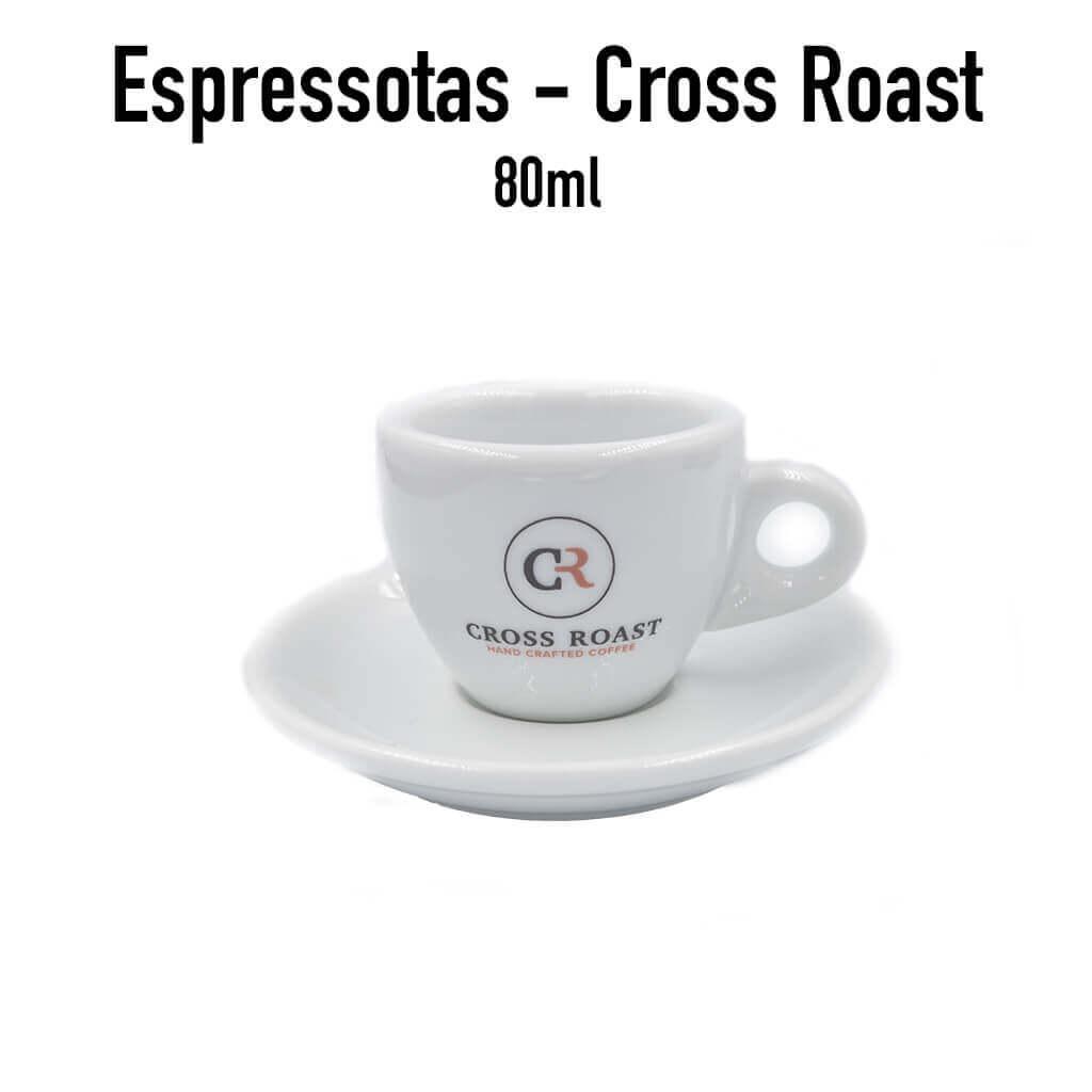 Cross Roast - Espressotas - 80ml