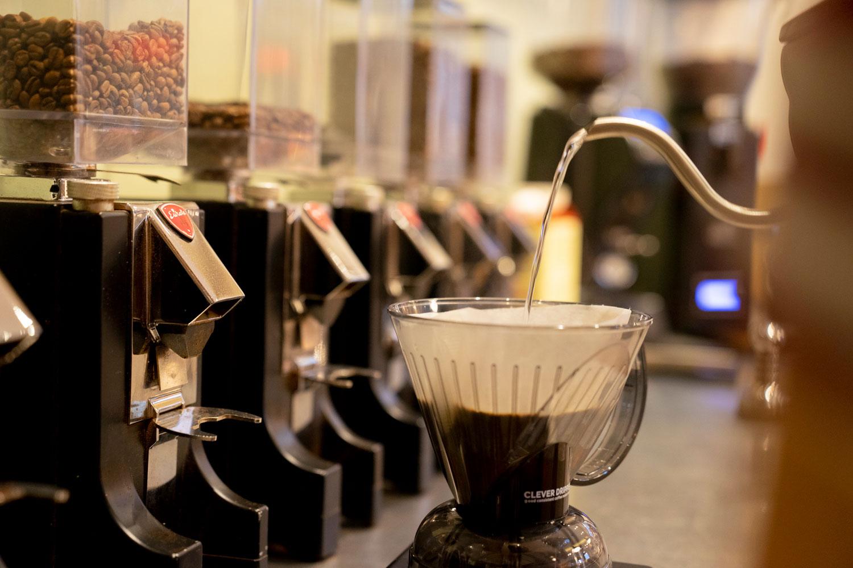Slow Coffee Workshop