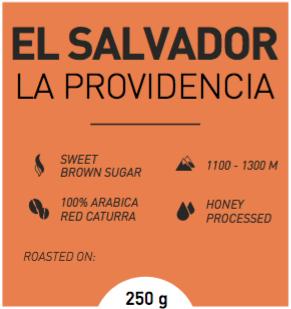 El Salvador La Providencia koffie