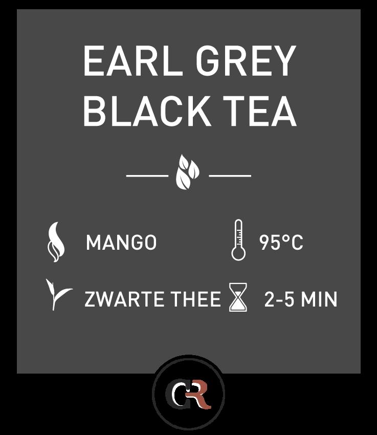 black tea earl grey