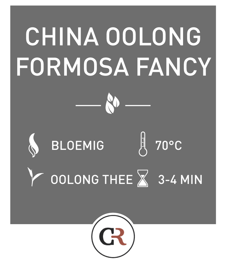 China oolong Formosa Fancy