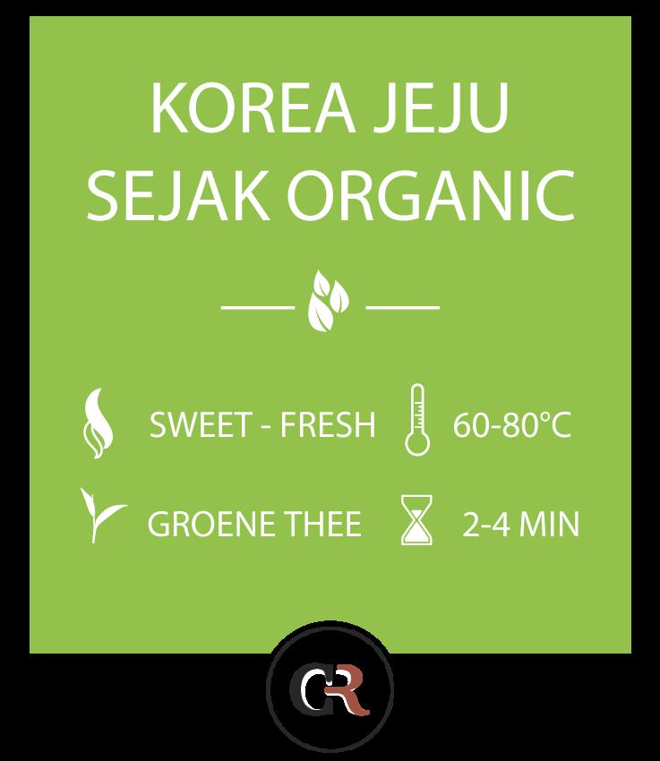 Korea juju sejak organic
