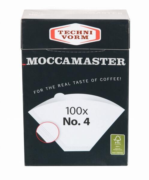 Moccamaster Filterzakjes nr.4 100st