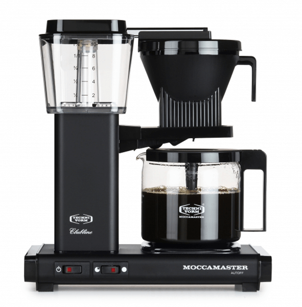 Moccamaster Koffiezetapparaat zwart
