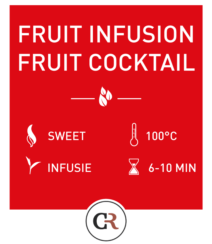 Fruit infusion cocktail