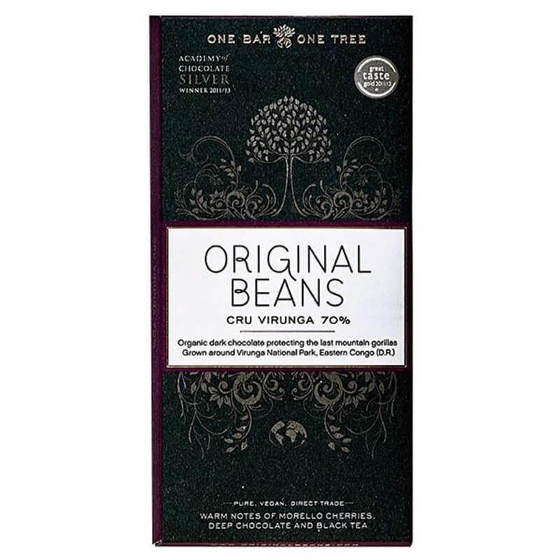 Original Beans Cru Virunga