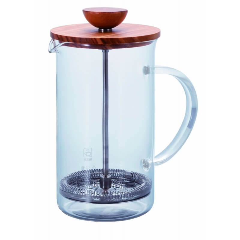 Tea Press Wood Hario 600 ml