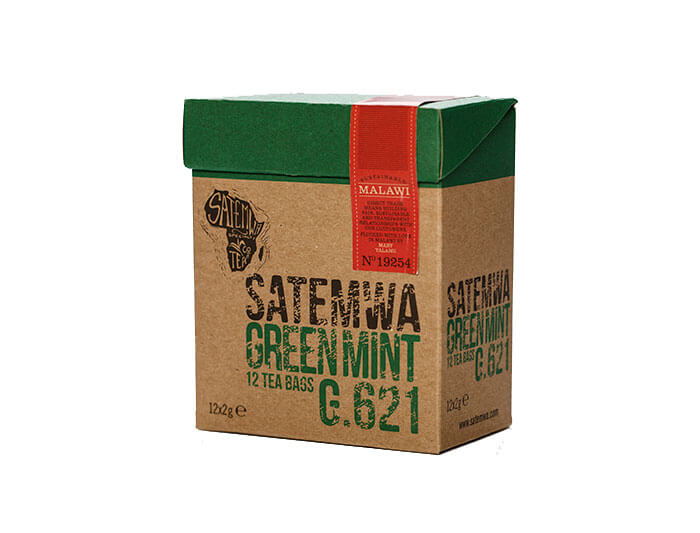 Green Mint Satemwa Thee