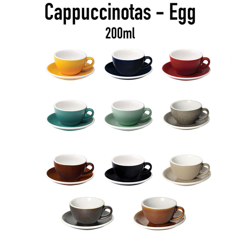 Loveramics - Cappuccinotassen 200 ml