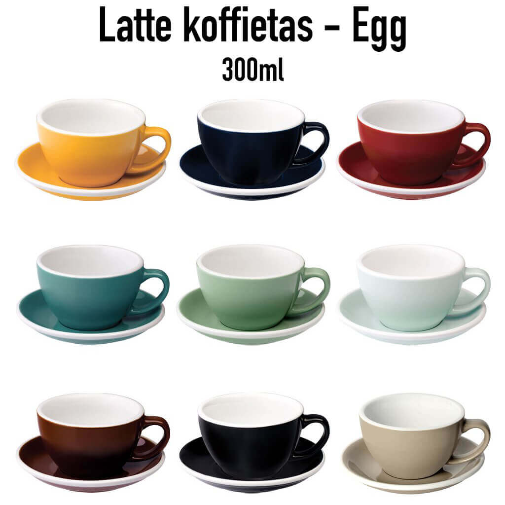 Loveramics - Latte koffietas