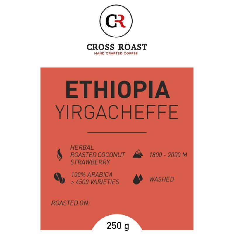 Koffiebonen Ethiopia