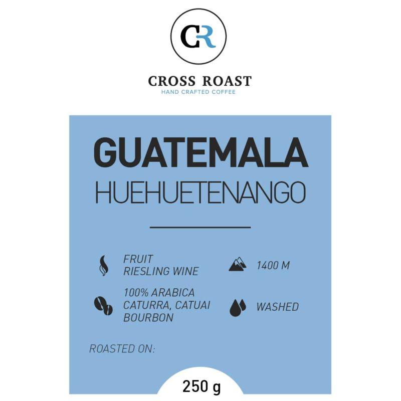 Koffiebonen Guatemala