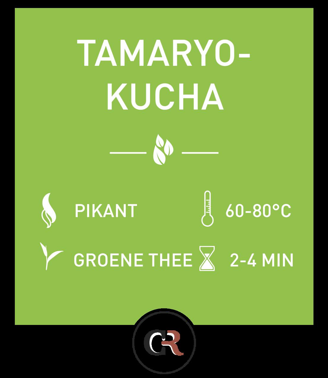 Tamaryokucha