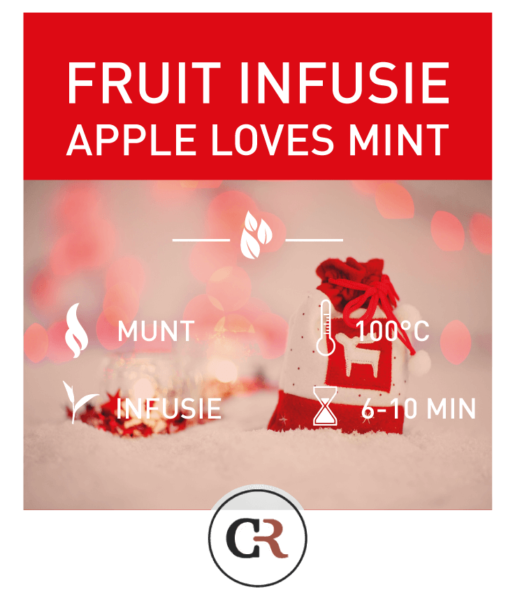 Fruit Infusie Apple Loves Mint
