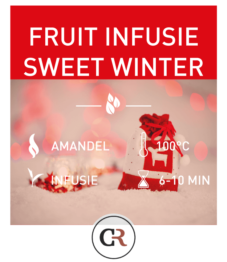 Fruit infusie sweet winter