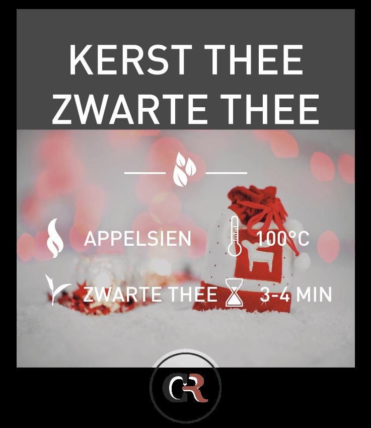 Kerst Thee Zwarte Thee