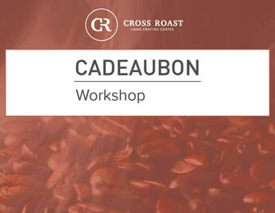 Cadeaubon latte art workshop