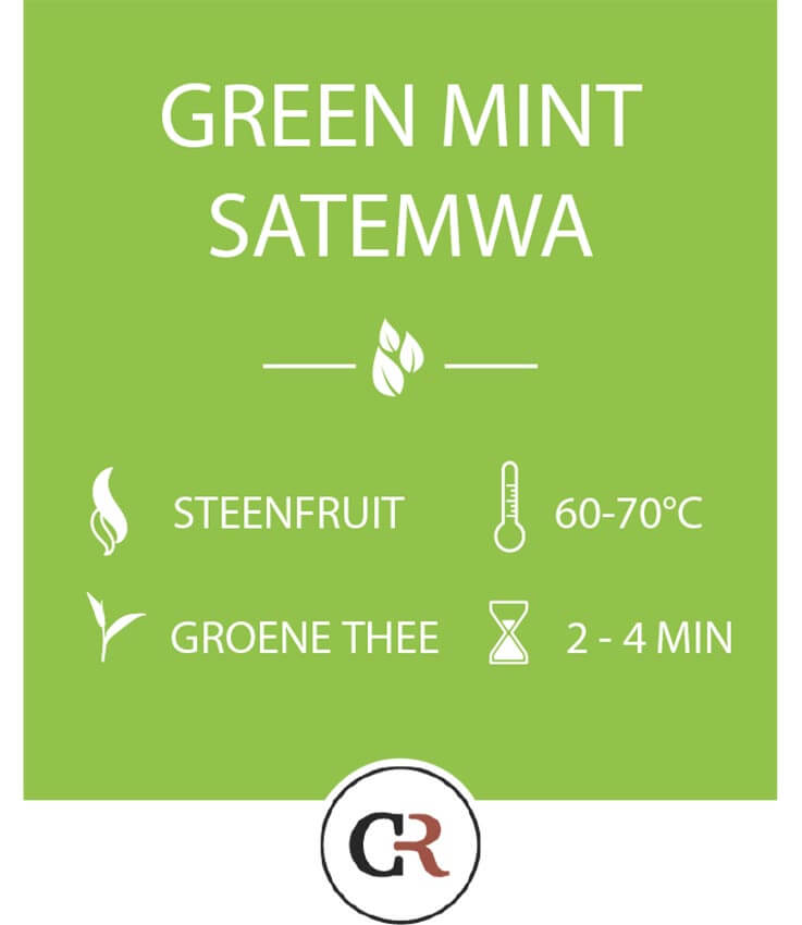 green mint satemwa