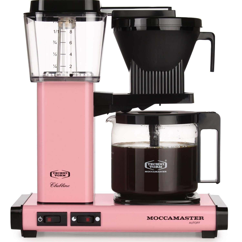 Moccamaster Koffiezetapparaat Roze KBG 741 Pink