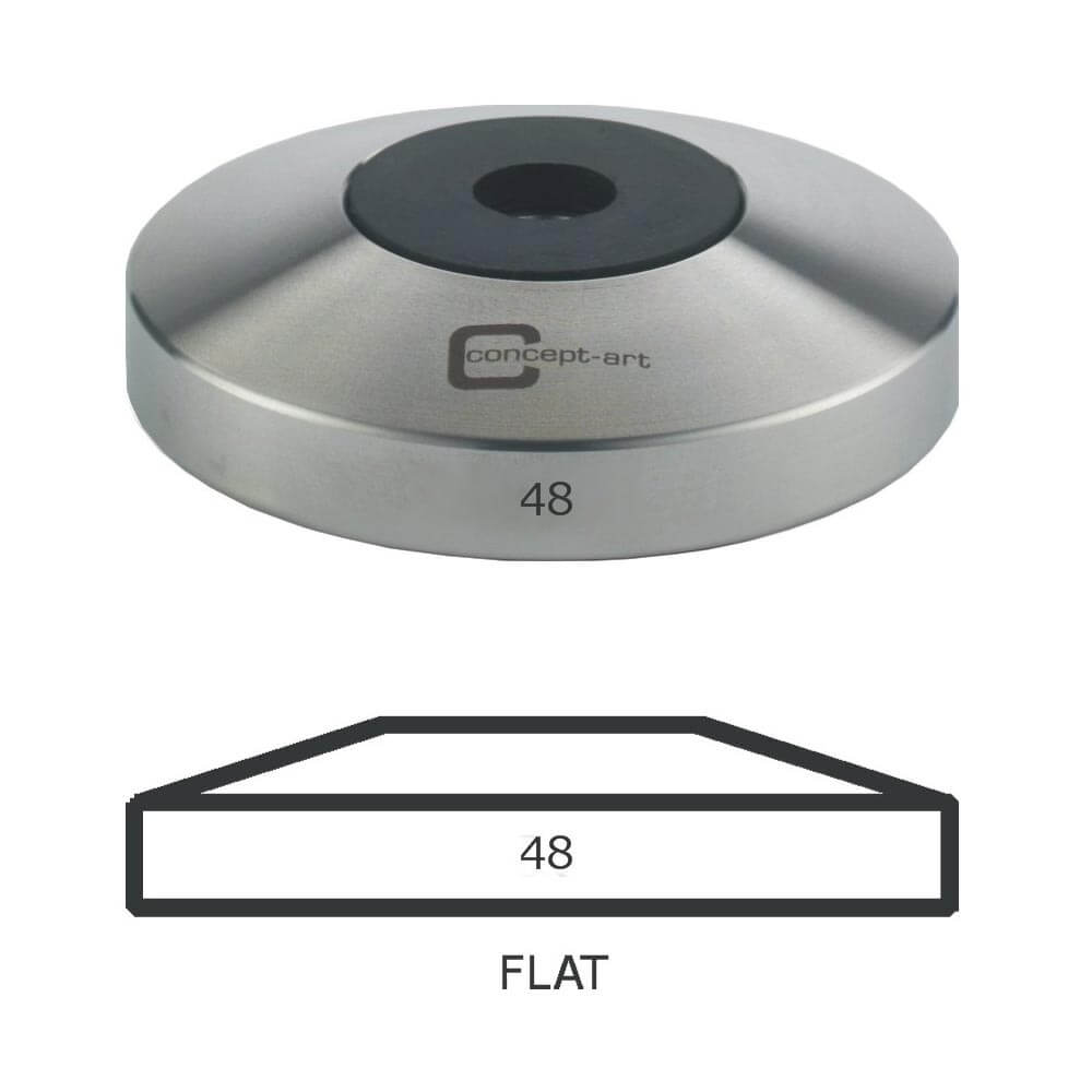 Concept art base flat 48mm doorsnee