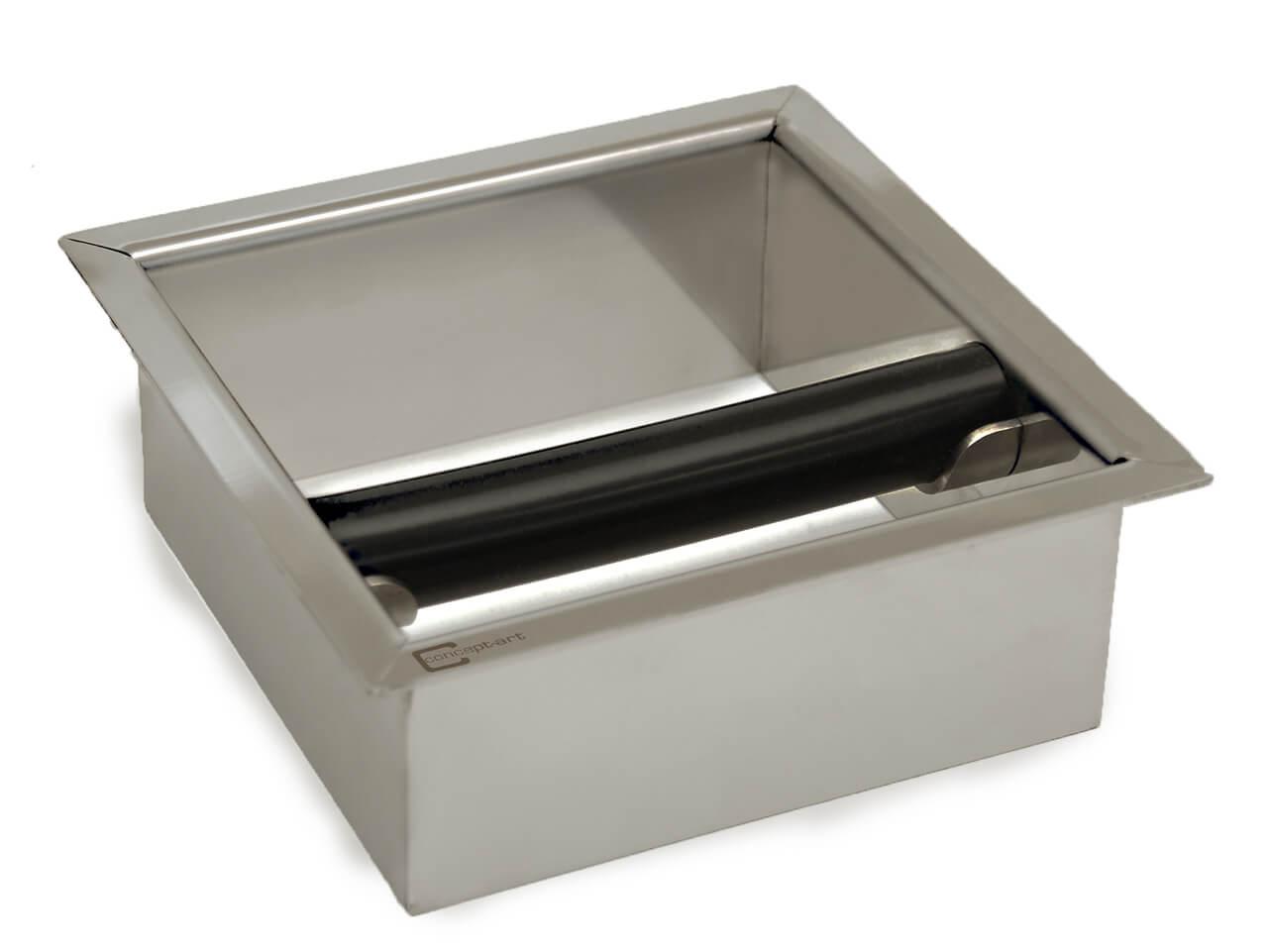 Knockbox concept-art zonder bodem