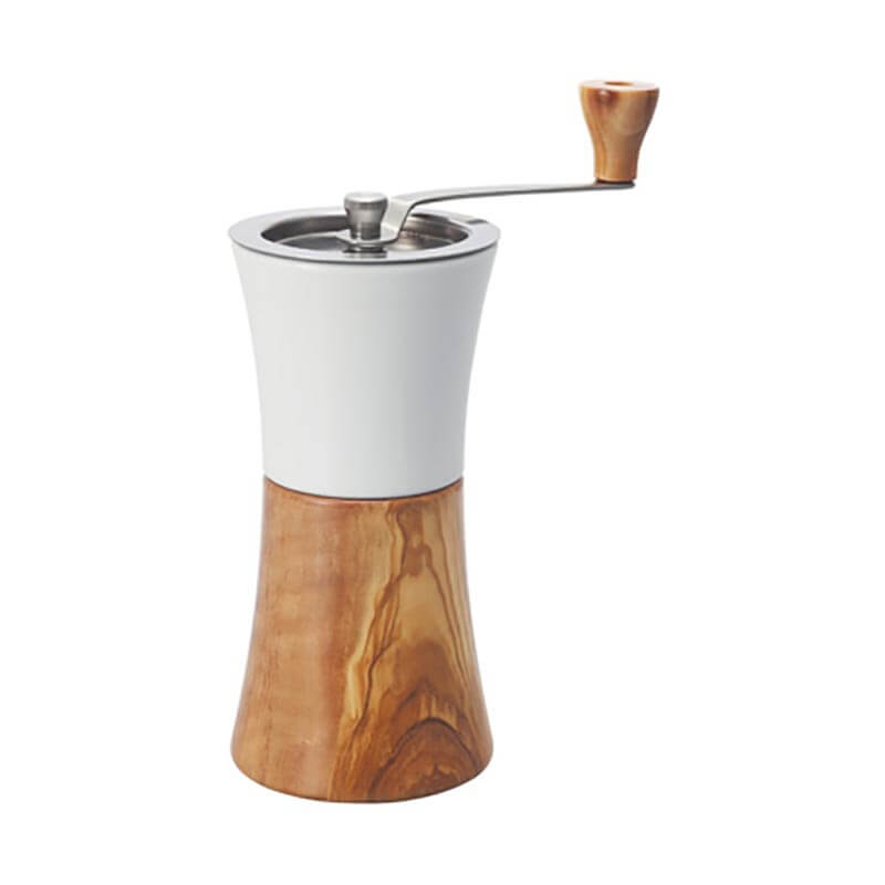 Hario Ceramic Coffee Mil Wood