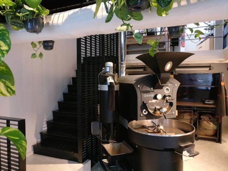 Micro Koffiebranderij Cross Roast Antwerpen