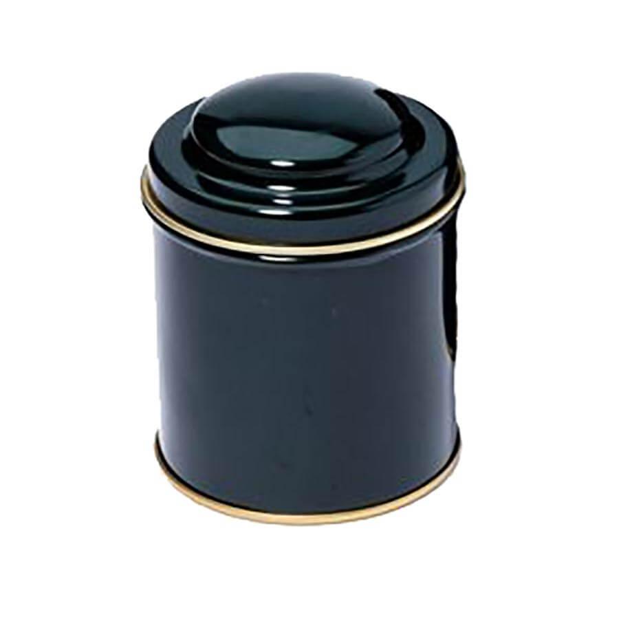 Bulk theeblik zwart tot 1 kg thee