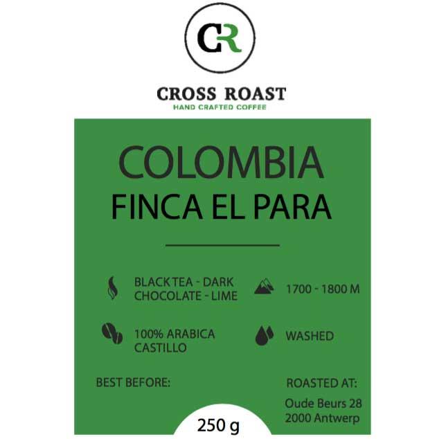 Colombia - Finca El Para