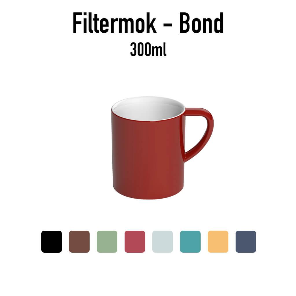 Filtermok - Bond - 300ml