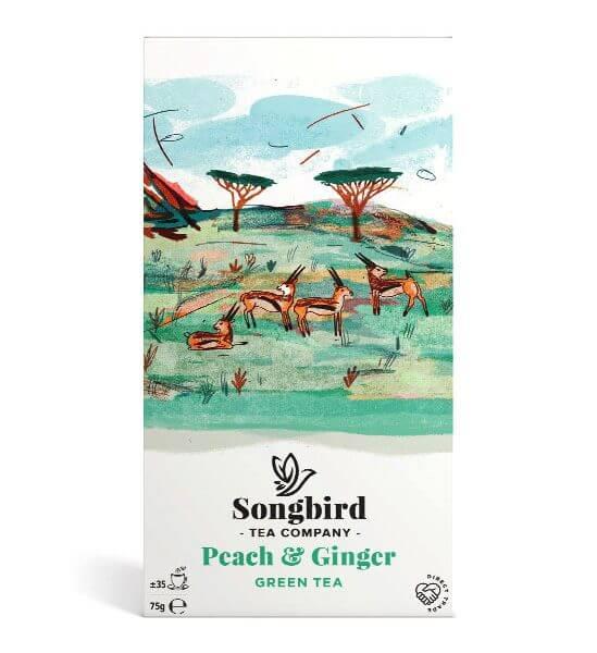 Songbird - Peach