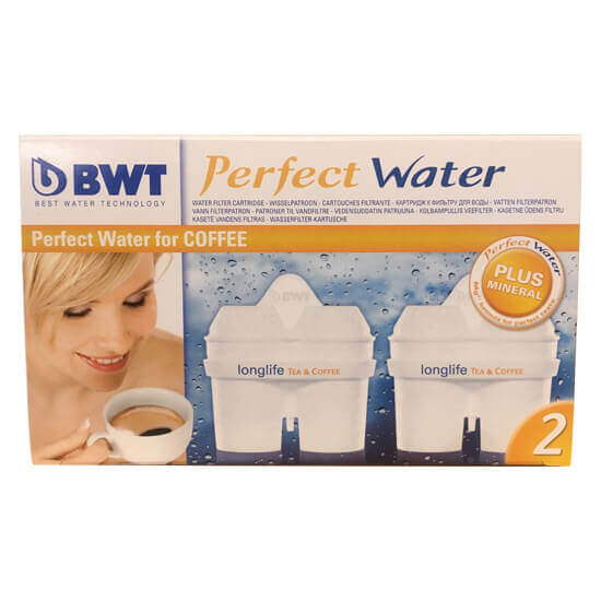 BWT - Longlife tea & coffee filter - 2 pack