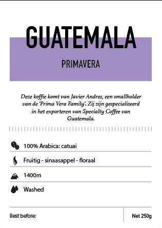 Guatemala - Primavera detail