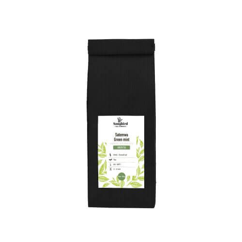 Groene thee - Satemwa Green Mint - 100 gr