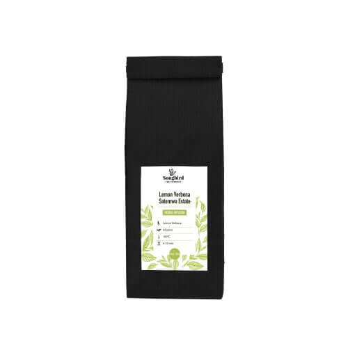 Kruiden infusie - Satemwa - Lemon Verbena - 100 gr