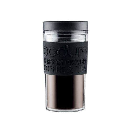Bodum – Travel Mug – Black – 0,35 l