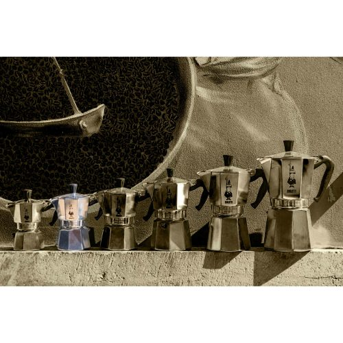 Bialetti - Moka Express - Aluminium - 2 Cups