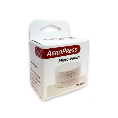 Aeropress - Microfilters - Filterpapier - 350 st