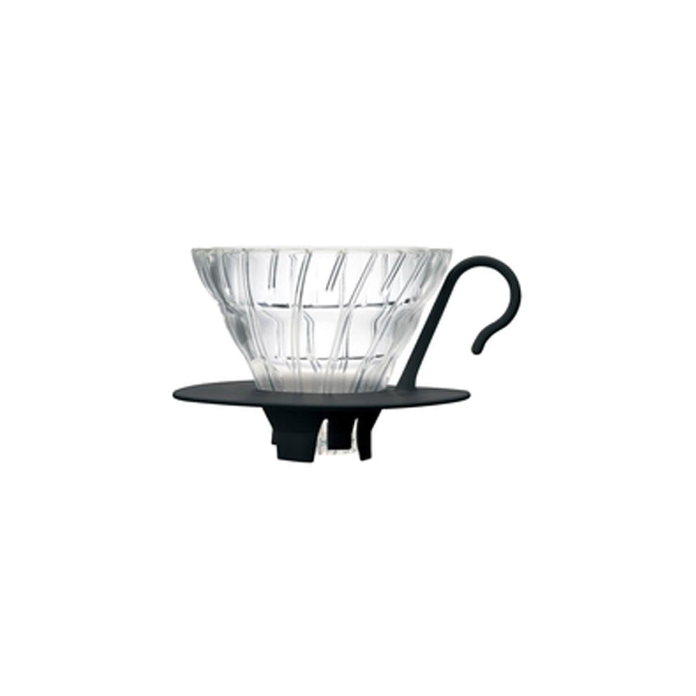 Hario - Dripper V60 - 02 - Glass Black