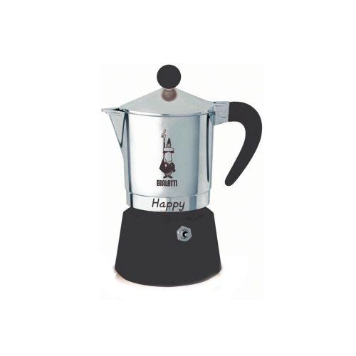 Bialetti – Happy – Black – 1 Cup