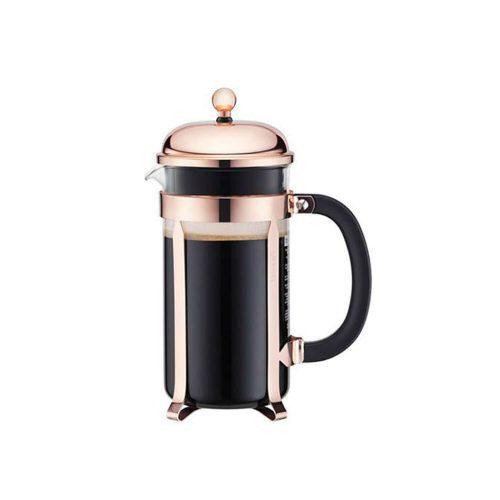 Bodum - Cafetière - Chambord - Copper - 3 Cups -  0