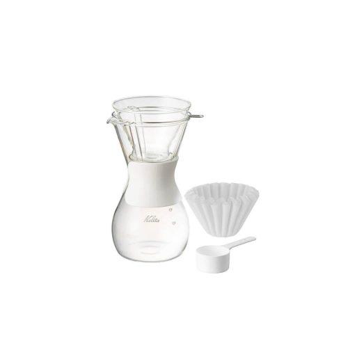 Kalita - Wave style dripper set - Glass
