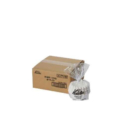 Kalita - Wave Filter 155 - White - 100 st