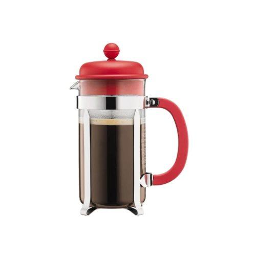 Bodum - Cafetière - Rood - 8 Cups