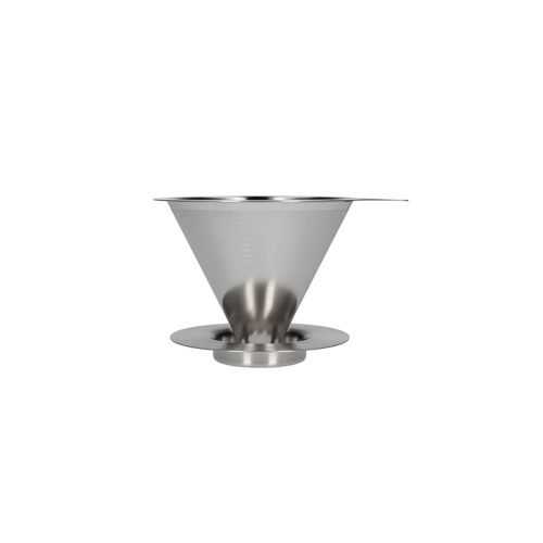 Hario - Dripper V60 - 02 - Double Mesh Metal
