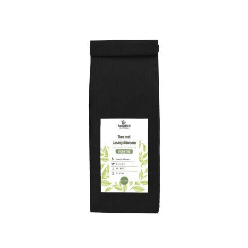 Groene thee - China Thee met Jasmijnbloesem - 100 g