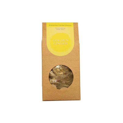 Theebuiltjes - Simply - Golden Ginger - 15 st