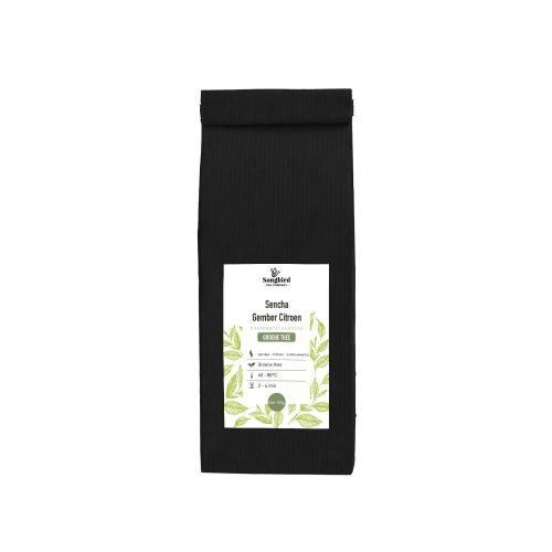 Groene thee - Sencha Gember Citroen - 100 gr