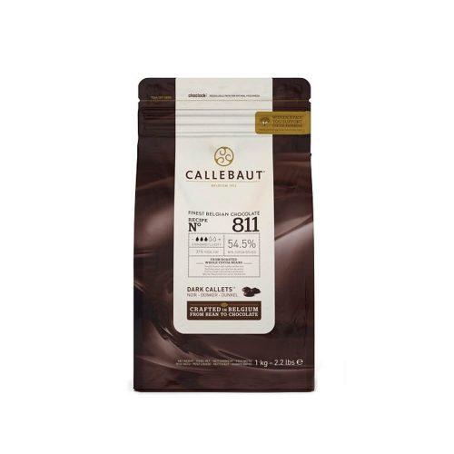 Callebaut - Callets - Pure chocolade - 1 kg