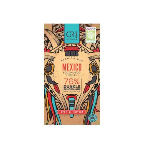 Georgia Ramon - Mexico - 76%